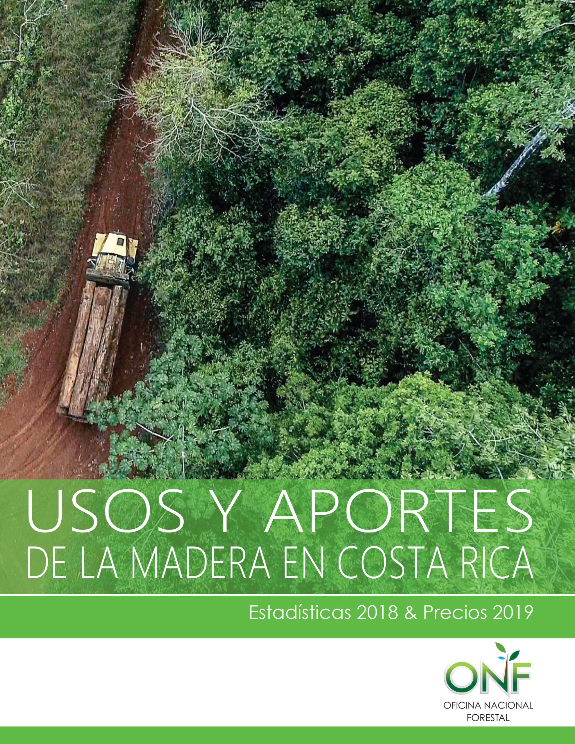 Informe de Usos y Aportes de la Madera en Costa Rica