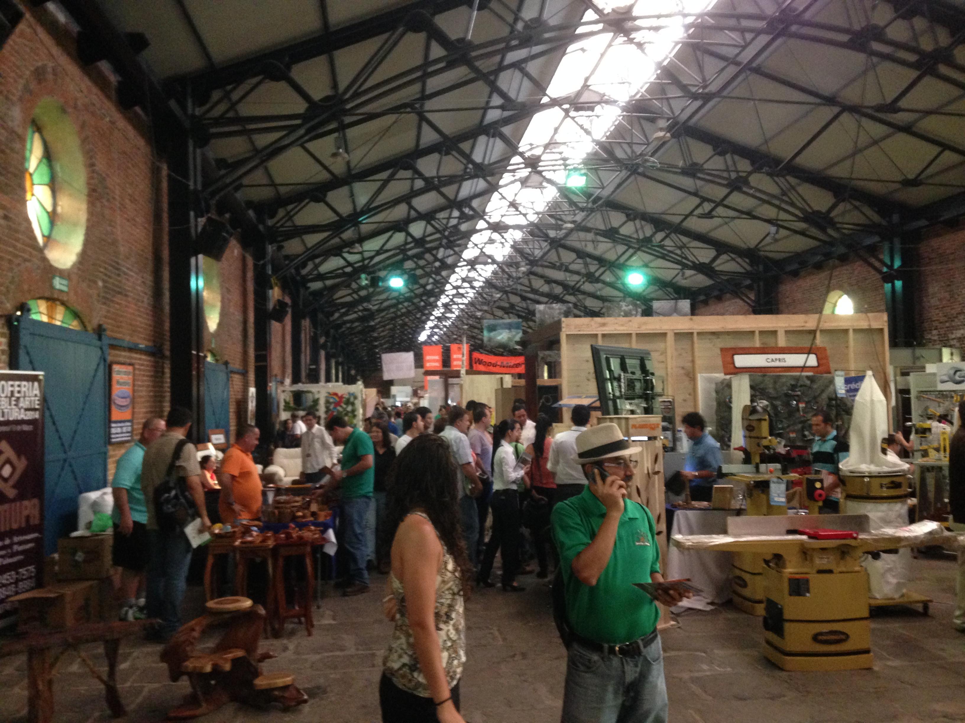Feria Vive la Madera