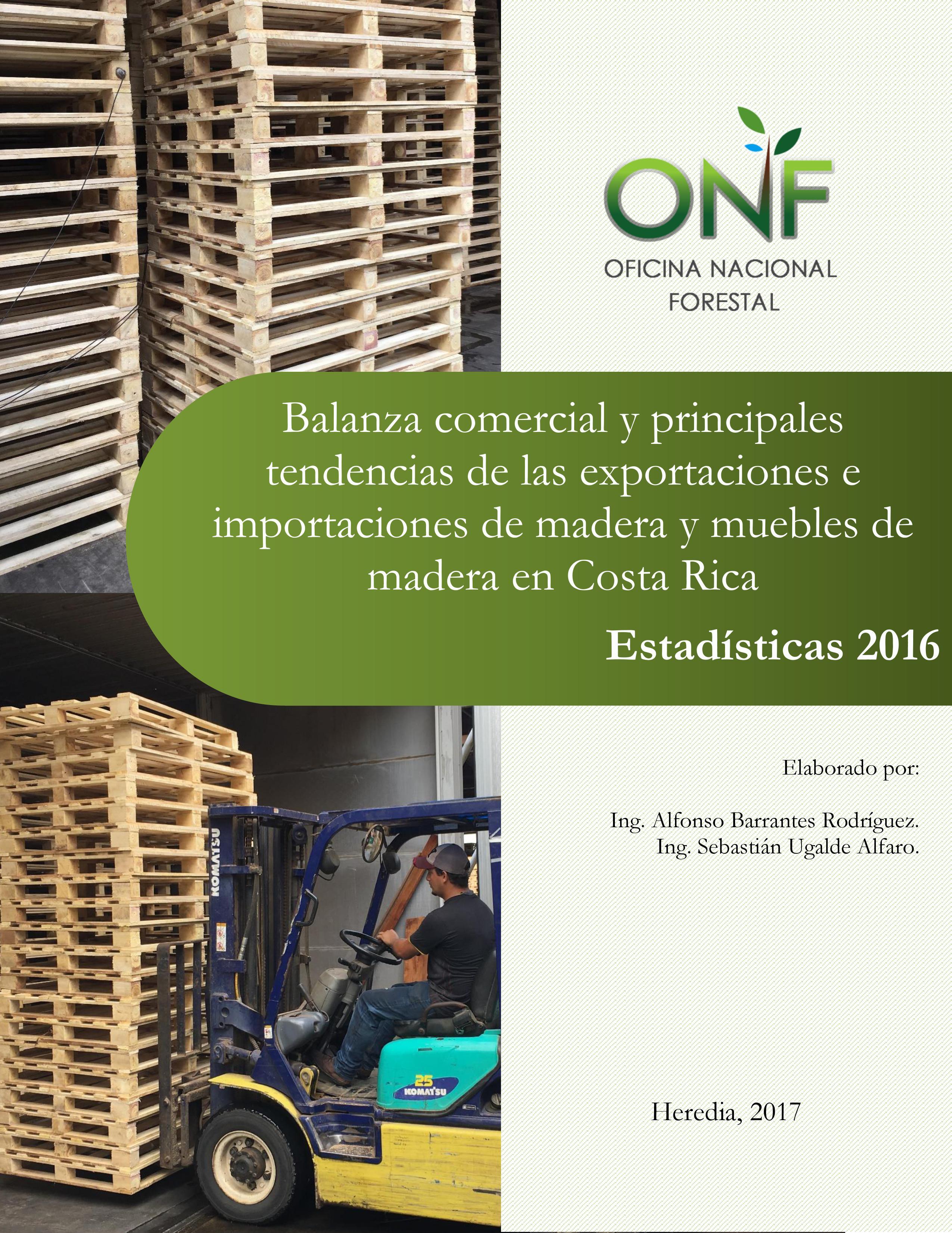 Balanza Comercial 2016