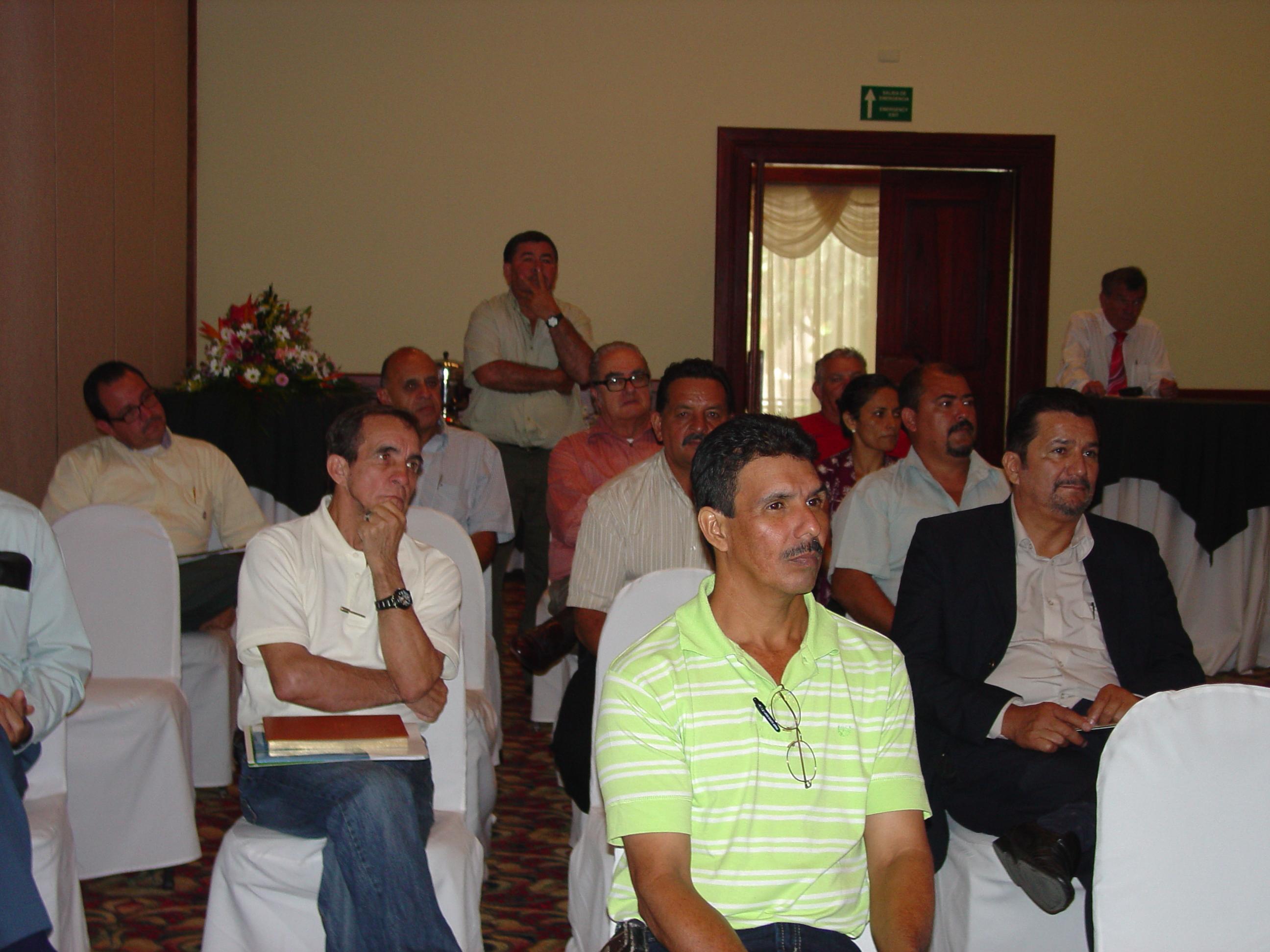 Asamblea de subsectores 2009