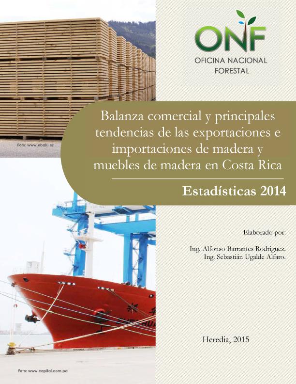 Balanza Comercial 2014