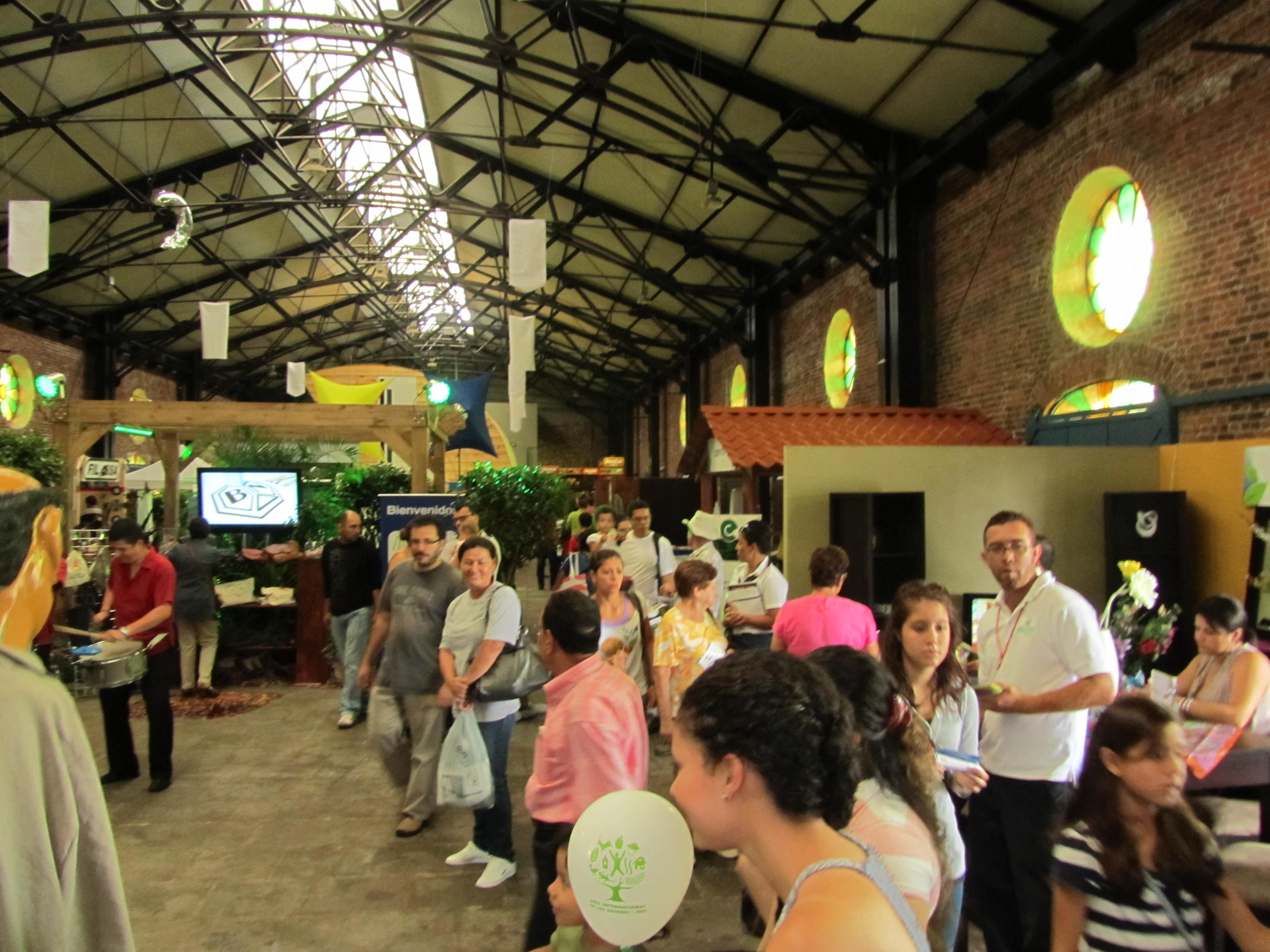 Feria abre sus puertas para exponer lo mejor de la madera