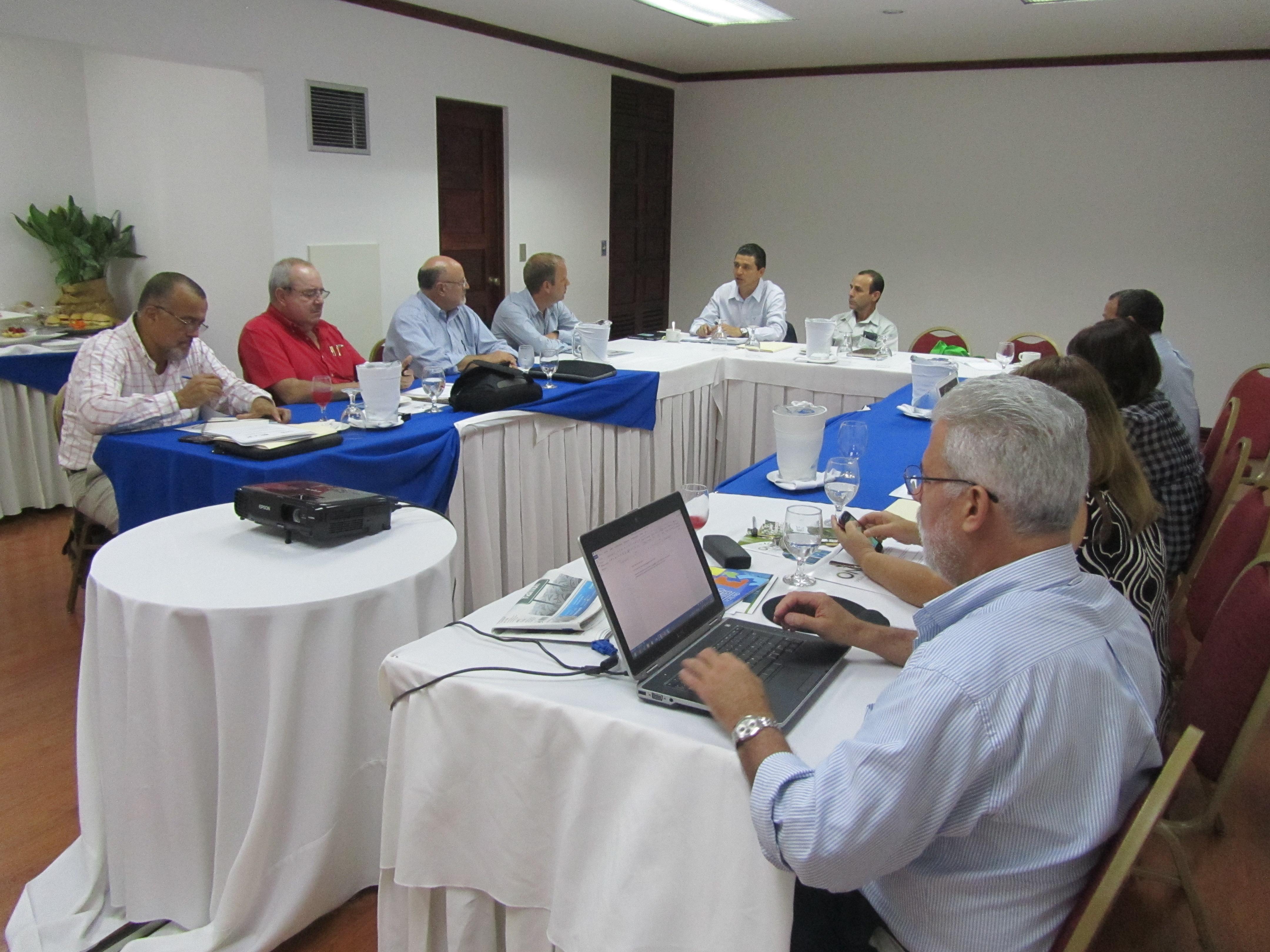 ONF y CCF exponen sobre los retos del sector a representante del Partido Acción Ciudadana
