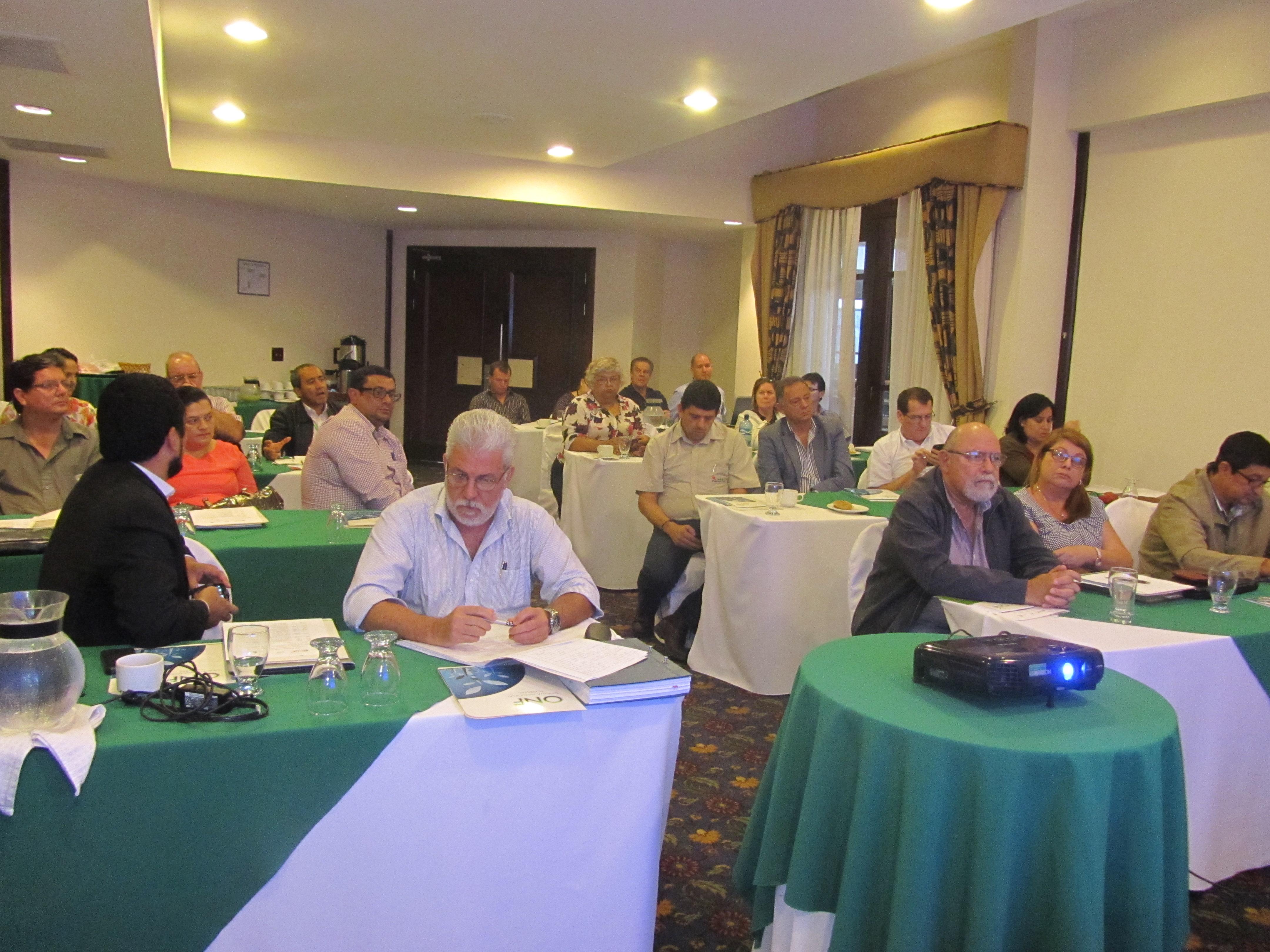 Ecotierra presenta propuesta para impulsar el sector forestal costarricense