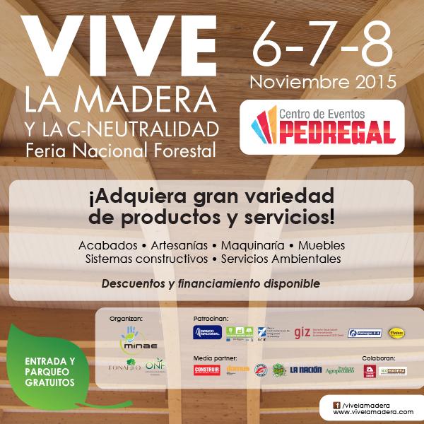 Vive la Madera y la C-neutralidad: más que una feria