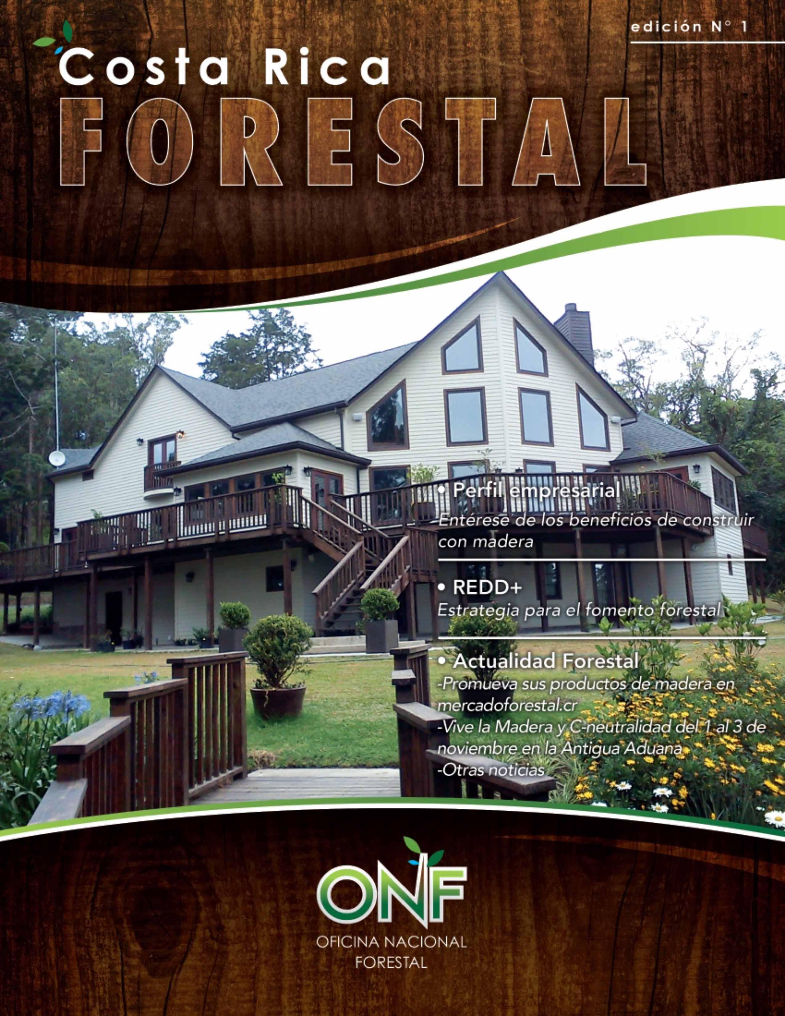 Revista Costa Rica Forestal n° 1